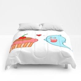 True love! Comforters