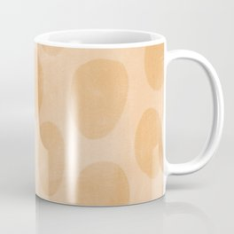 Orange Painting Pattern Coffee Mug