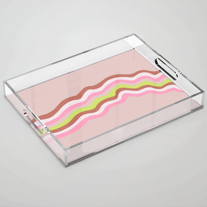 ava Acrylic Tray