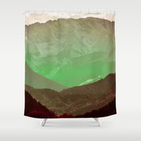 philosophy Shower Curtains featuring Philosophy & Purpose #society6 by 83 Oranges™