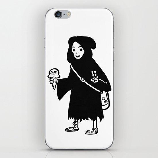 Chill Reaper iPhone & iPod Skin