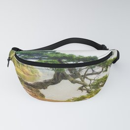 Pining For You Orcas Island Pine Tree Fanny Pack