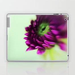 Dahlia Bud Laptop & iPad Skin