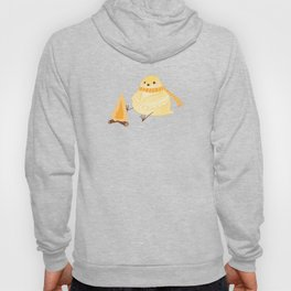Cozy Canaries-Fireside Canary  Hoody