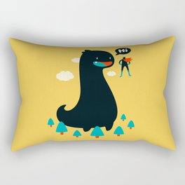 Safe from Harm Rectangular Pillow