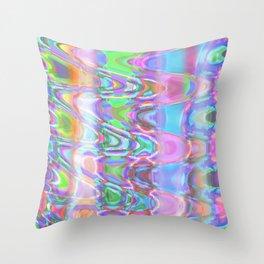 Prizmastix Throw Pillow