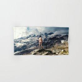 World Naked Hike Hand & Bath Towel