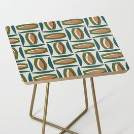 Alcedo - Orange Side Table