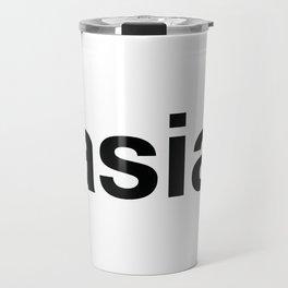 ASIAN Travel Mug