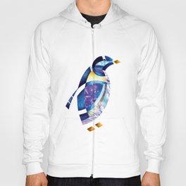 Penguin 2 (Arabic calligraphy) Hoody
