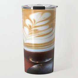 Stumptown Latte Art Travel Mug