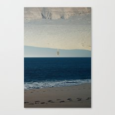 Weekend on the Beach Canvas Print