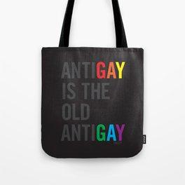 BACK IN THE OLDEN GAYS ... Tote Bag