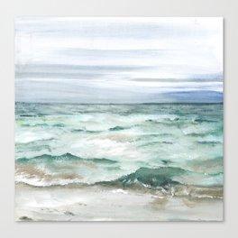 Oceanscape of Anna Maria Island Florida. Canvas Print