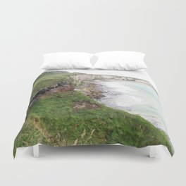 Wings On The Way Down Duvet Cover