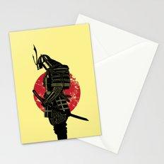 The Headless Samurai  Stationery Cards