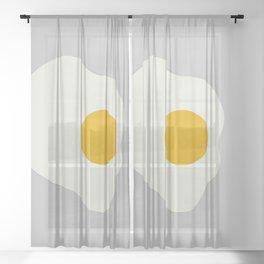 Egg_Minimalism_01 Sheer Curtain