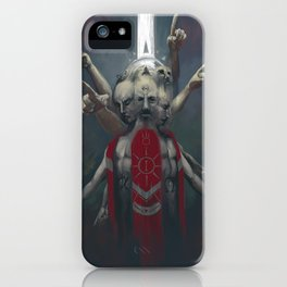 The Magus iPhone Case