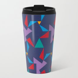 areas of colour square relative neutrality Travel Mug