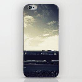 we bus iPhone Skin