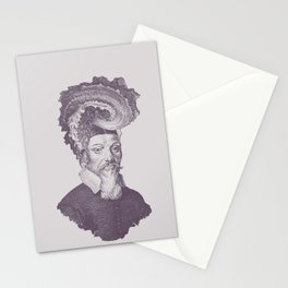 Haute Coiffure  /#8 Stationery Cards