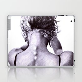 Back View Laptop & iPad Skin