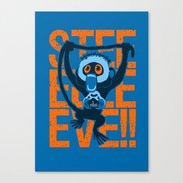 STEEEEEVE! Canvas Print