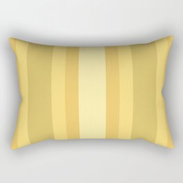 Ribbons in Banana Rectangular Pillow