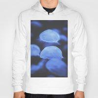 jellyfish Hoodies featuring Jellyfish by Tasha Marie
