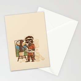 Happy Little Groots Stationery Cards