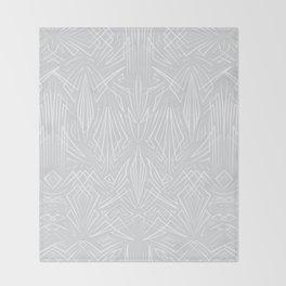 Pinstripe Pattern Creation 5 Throw Blanket