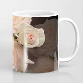 The Roses Blush at Dawn Coffee Mug