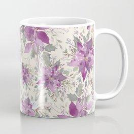 POINSETTIA - FLOWER OF THE HOLY NIGHT 2 Coffee Mug