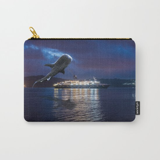 The Whale Lisbon Carry-All Pouch
