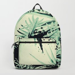 Abstract Urban Garden Backpack