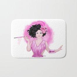 Ben DeLaCreme Pink Fantasy Bath Mat