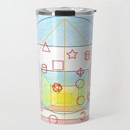 PowerLines 24 Travel Mug