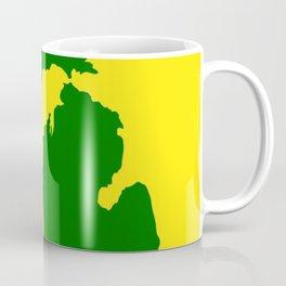 Michigan Football Coffee Mug