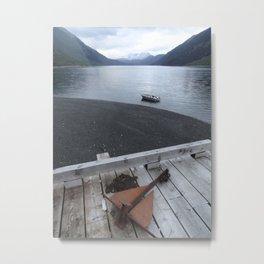 Sadie Cove Metal Print