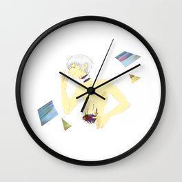 The Fifth Child Wall Clock