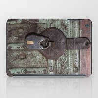 antique iPad Cases featuring Antique Clasp by Bestree Art Designs