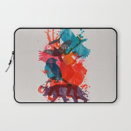 It's A Wild Thing Laptop Sleeve