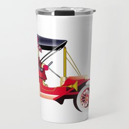 Vintag car Travel Mug