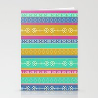 southwest Stationery Cards featuring Southwest Dawn by Rebecca L. Davis