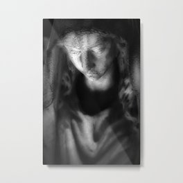 Proto Nekrotafio II Metal Print