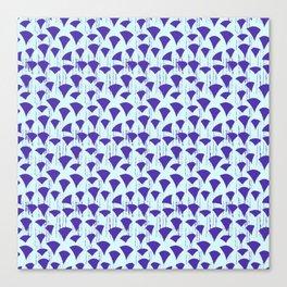 Carpe Diem Triangles Canvas Print