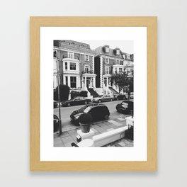London love #2 Framed Art Print
