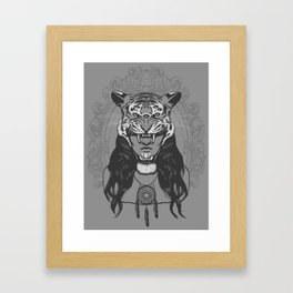 Dream Hunter Framed Art Print