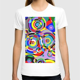 Raindrops by Bruce Gray T-shirt