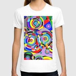 Raindrops by Bruce Gray T-shirt
